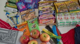 Snack Bags for the Homeless-1