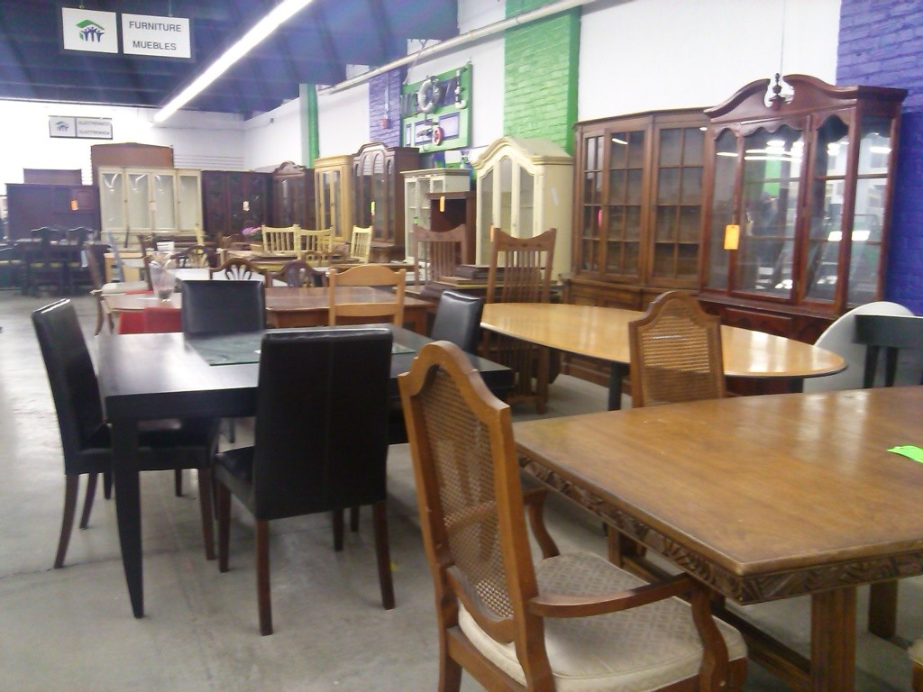 Furniture Donations Needed At Habitat Restore Volunteer
